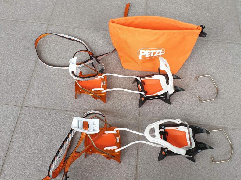 23875 Steigeisen Petzl Irvis Hybrid