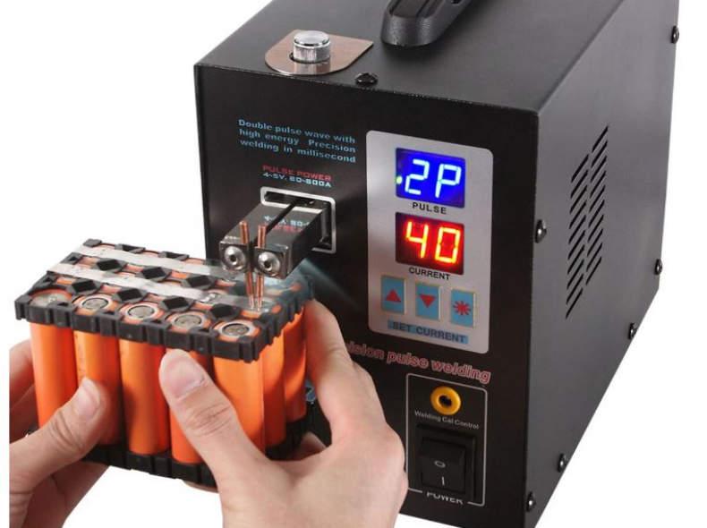 23895 Batterie Punktschweissgerät