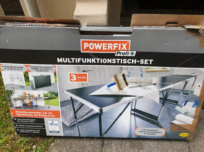 23946 Multifunktionstisch 3 Tisch