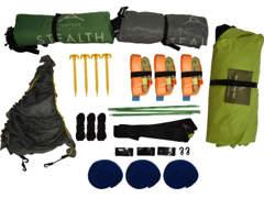 23985 Tentsile Baumzelt (3 Personen Zelt)