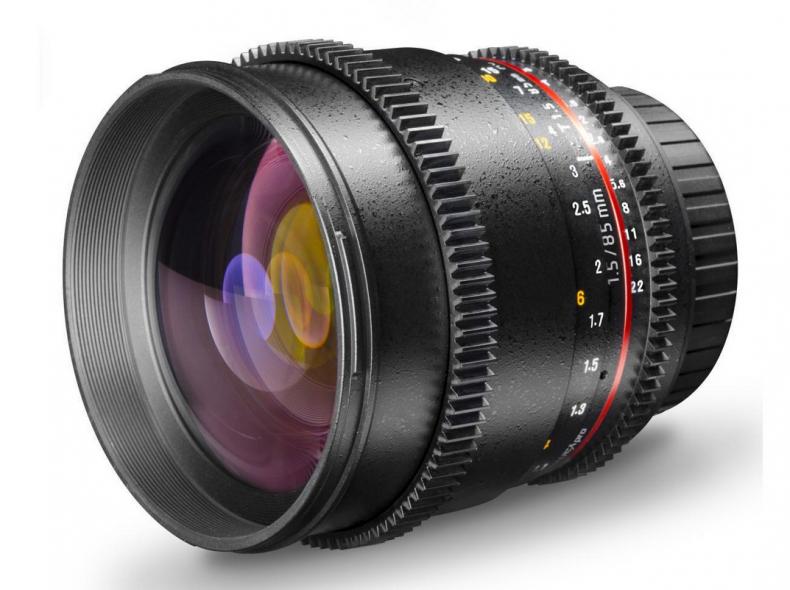 24028 Walimex pro 85mm, T1,5
