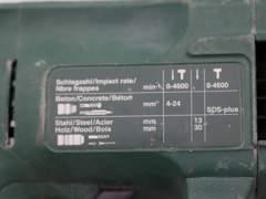24049 Bohrhammer Bosch