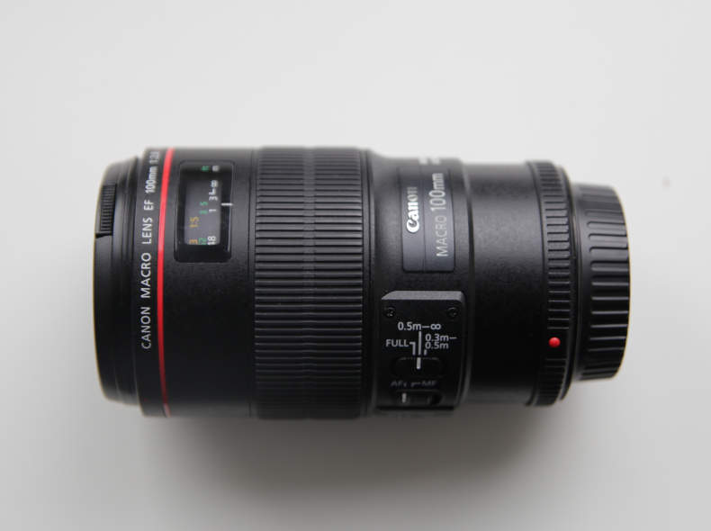 24101 Canon Objektiv 100mm 1:2.8, Makro
