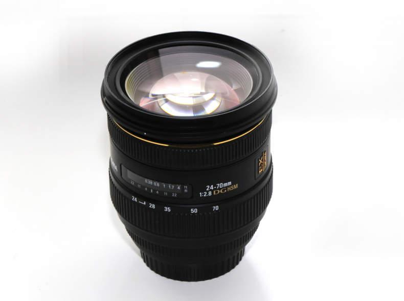 24105 Sigma-Objektiv 24-70mm für Canon