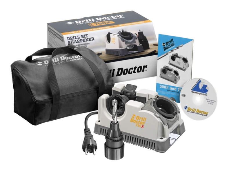 24116 Bohrerschleifgerät Drill Doctor 750