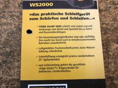 24119 Schleifgerät WORK SHARP WS2000
