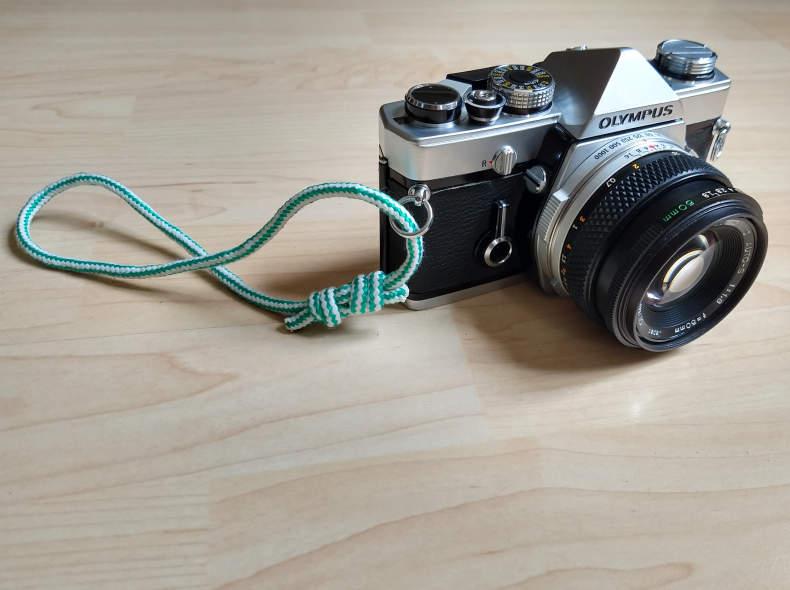24146 Olympus OM-1 Film/ Analogue Camera