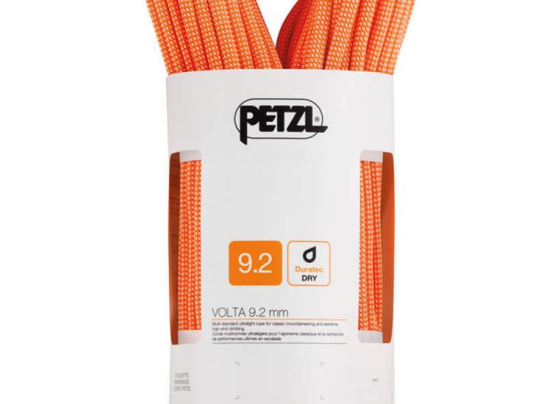 24167 Kletterseil 70m Volta Petzl 9.2mm
