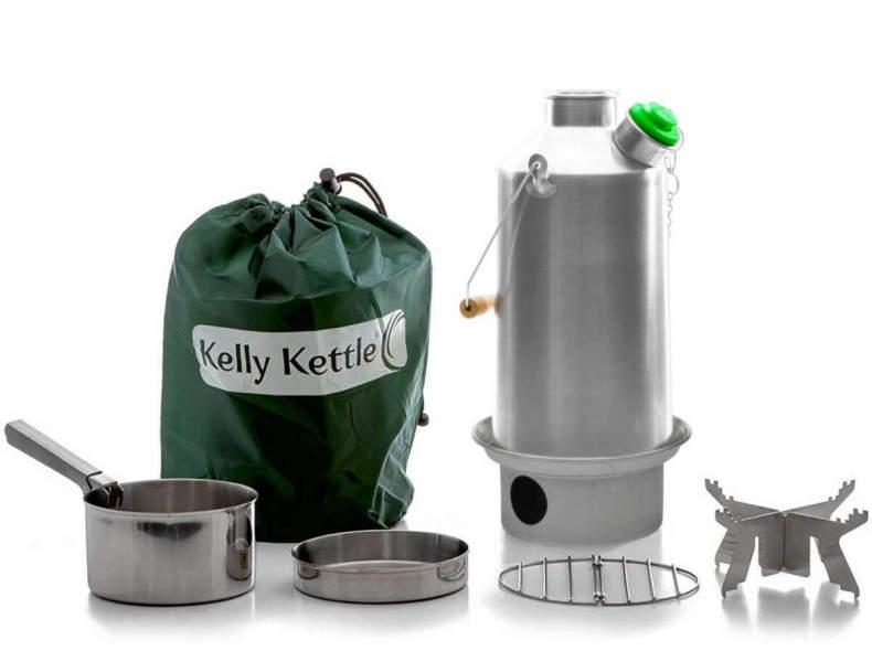 24177 Kelly Kettle/ Campingkocher