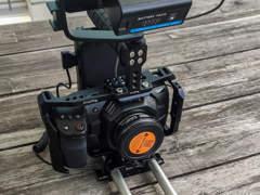 24239 Blackmagic Pocket Cinema Cam 4k Rig