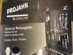 24274 Werkzeugkofffer Blackline