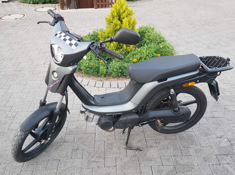 24270 Mofa Töffli Bye Bike One