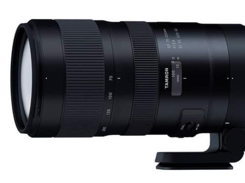24279 Tamron SP 70-200mm 2.8 Di VC USD G2