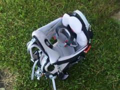 24384 Kindertrage / Huckepack Osprey