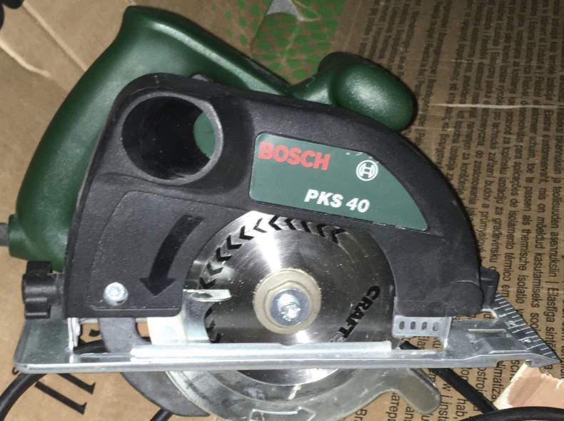 24402 Kreissäge Bosch
