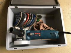 24415 Bosch GWS 1400 Winkelschleifer