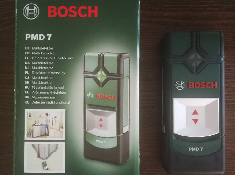 24554 Multidetektor Bosch PMD7