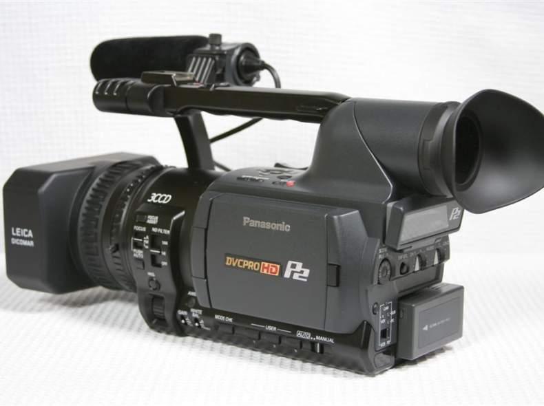 2616 Panasonic HVX 200