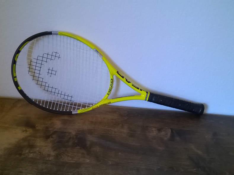 24574 Tennisracket Head