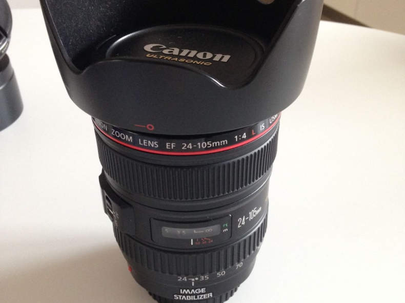 24651 Canon EF 24-105 f4 L IS USM