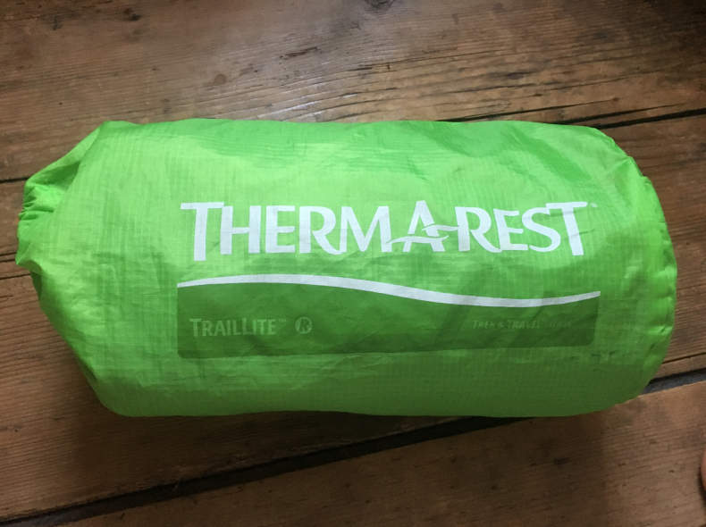 24705 Isomatte Thermarest Trail Lite