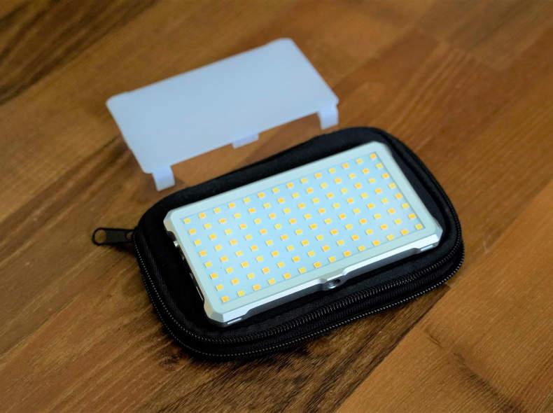 24711 LED Kopflicht Panel Dualcolor