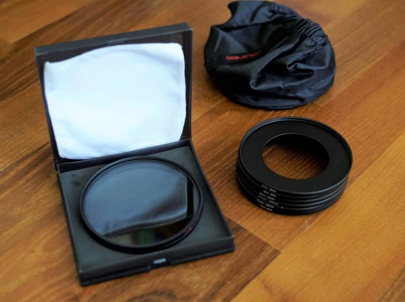 24712 Variabler ND Filter 52-82mm