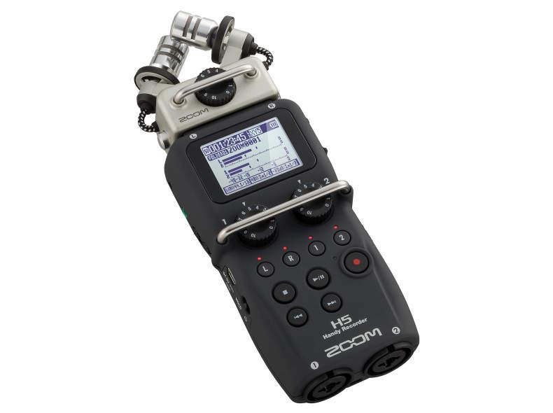 24721 Audiorekorder Zoom H5