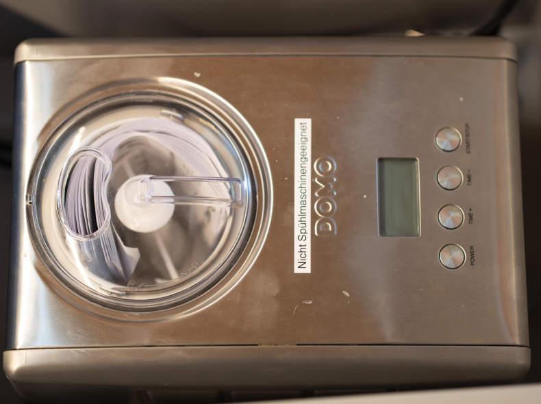 24771 Eismaschine mit Kompressor