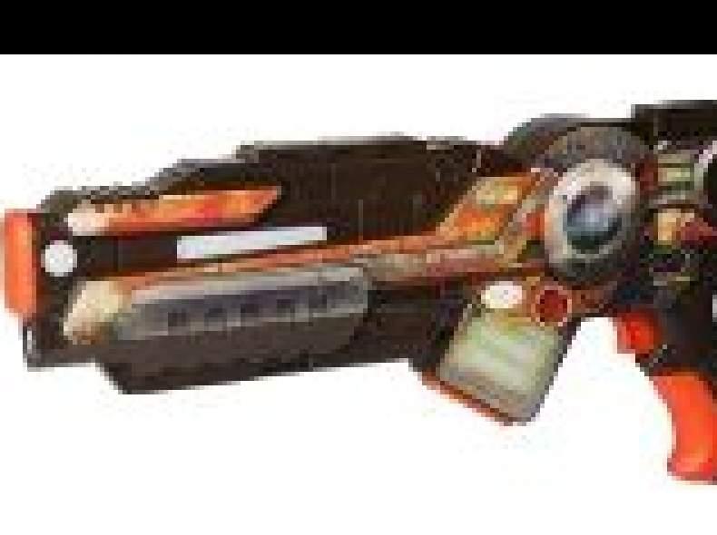 2631 Laser-Tag Assault Striker GAR-023