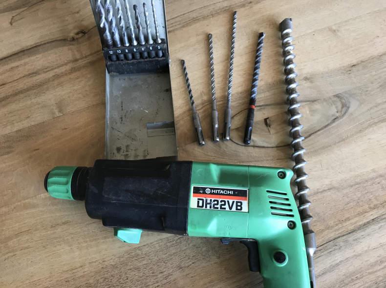24811 Bohrhammer