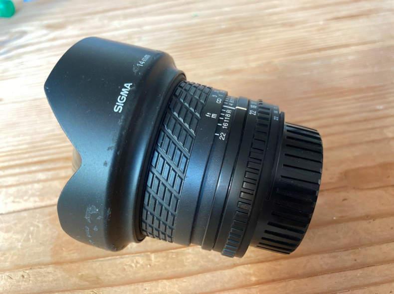 24832 Sigma 14mm f3.5