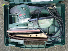 24836 Bosch Schwingschleifer PSS 250AE