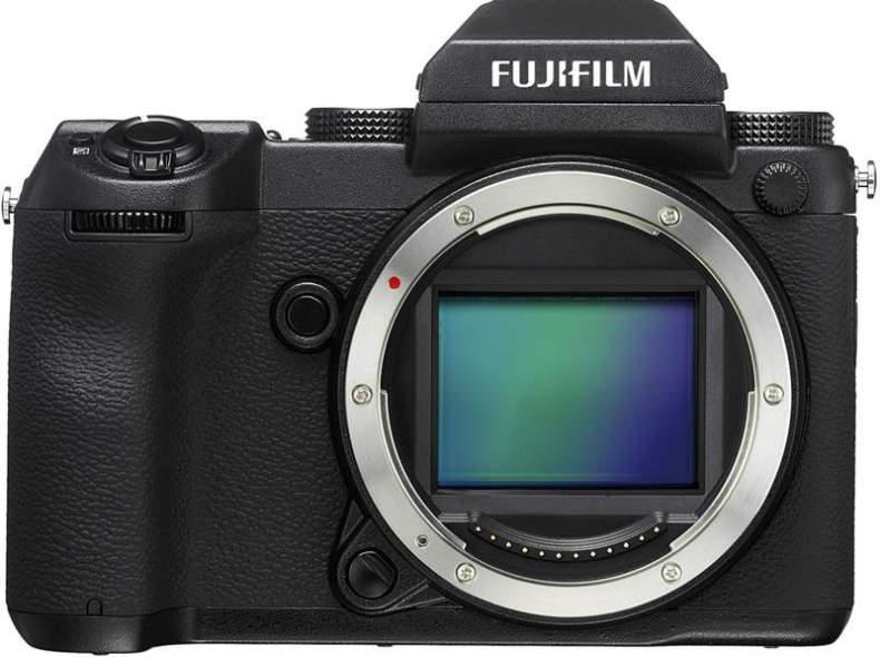 24851 FUJIFILM GFX 50S Mittelformatkamera