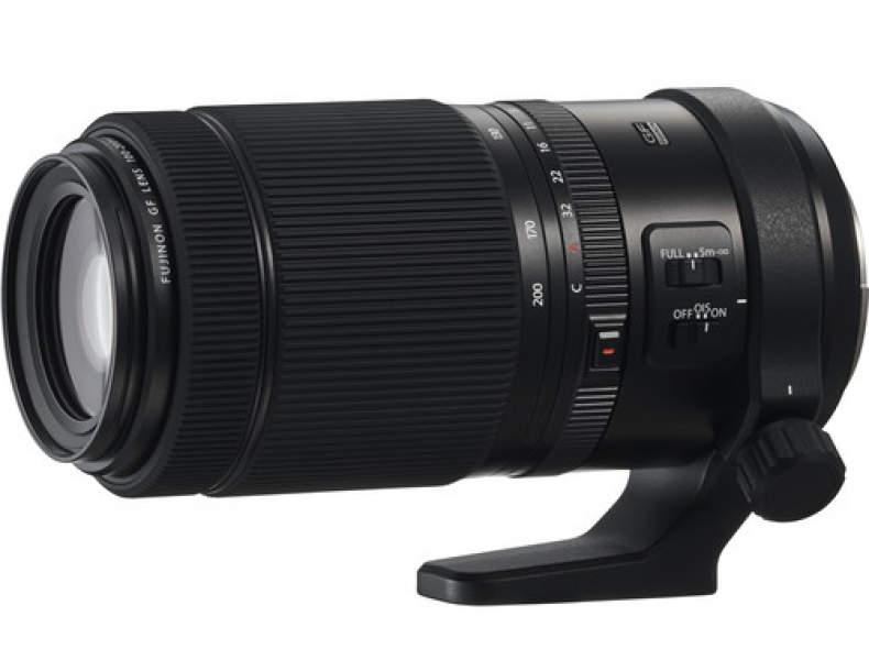 24853 FUJI GF 100-200mm F5.6 R LM OIS