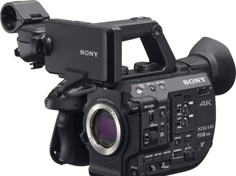 24867 Sony PXW-FS5