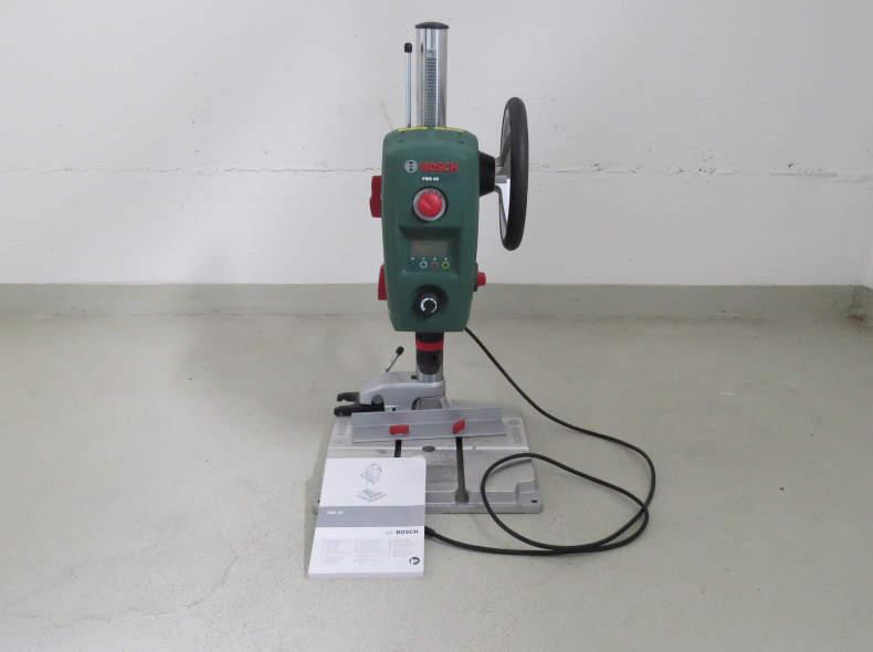24870 Bosch Tischbohrmaschine PBD 40