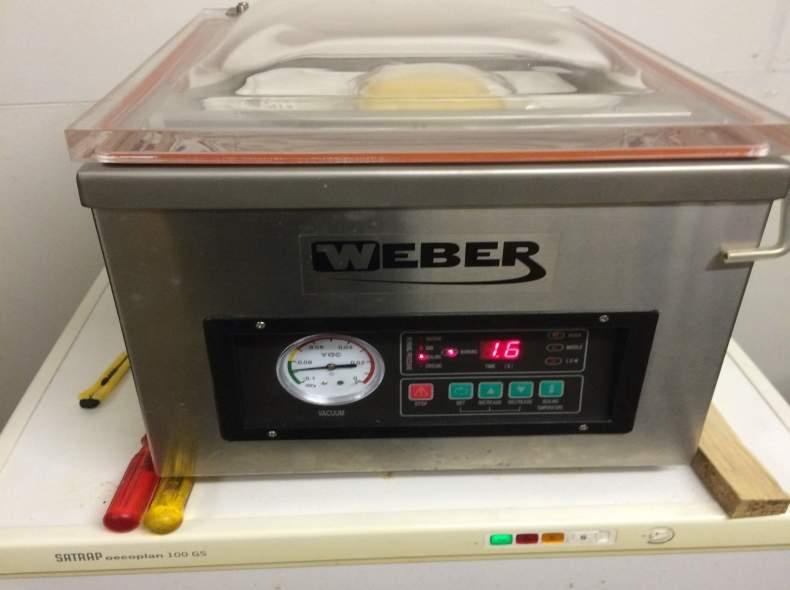 2643 Vakumiergerät Weber