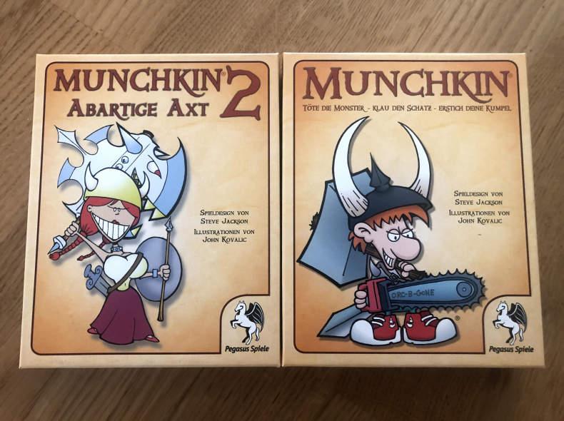 24911 Munchkin 1 und 2