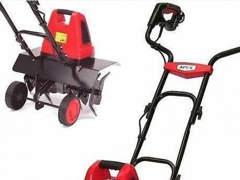 24933 Gartenfräse / Motorhacke elektrisch
