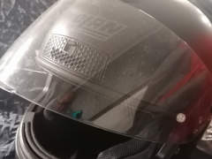 24961 Motorrad Helm/Jacke/Hose/Schuhe