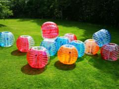 24966 Bubble Soccer 10er Set