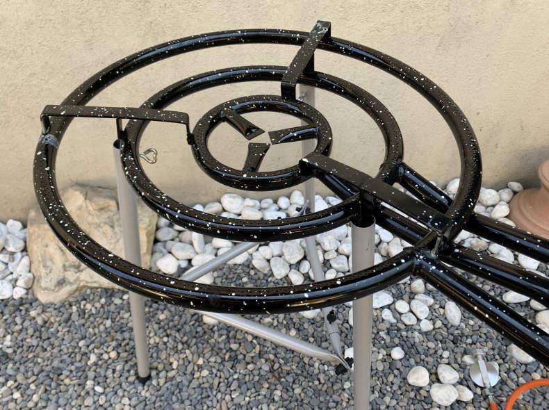 25024 Gasbrenner für Paella Pfannen