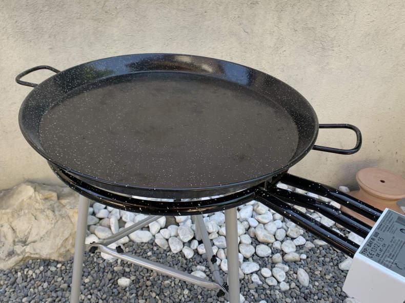 25031 Paella Pfanne 66 cm