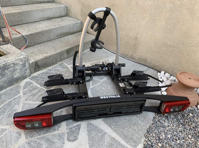 25041 Fahrrad / Velo -träger fürs Auto