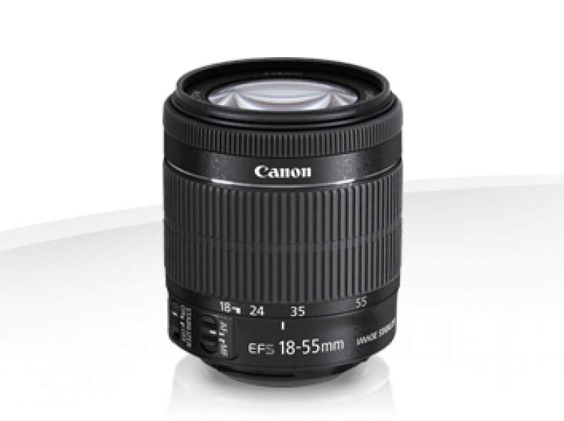 2670 Canon EF-S 18-55mm f/3.5-5.6 IS STM