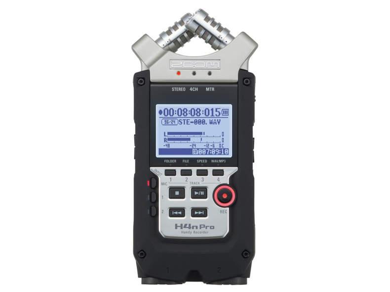 25090 Zoom H4n Pro Audiorecorder Set