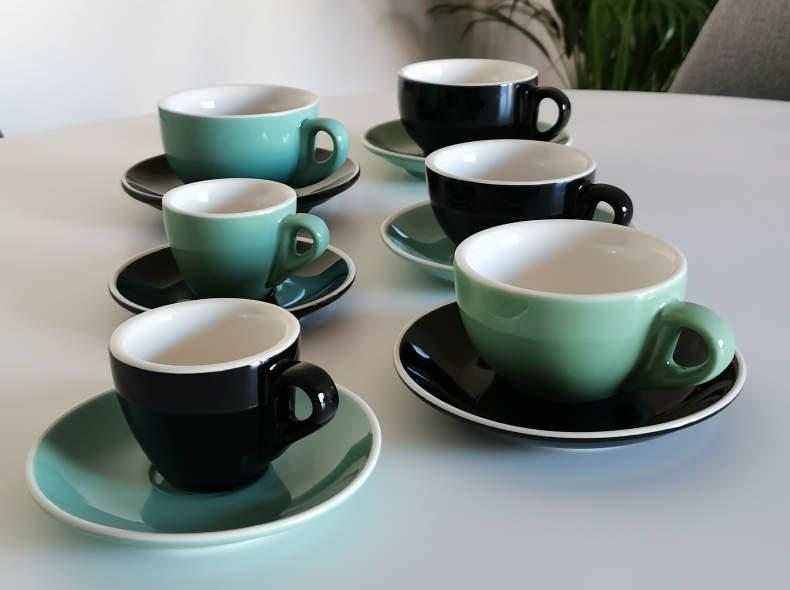 25183 108 Gastronomie Kaffee-Tassen