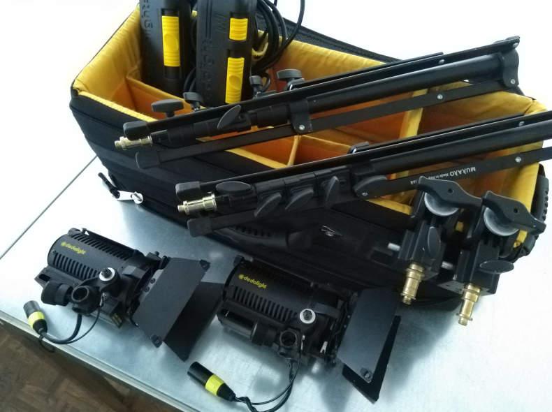 25112 Dedolight-Kit (Foto- / Videolampe)
