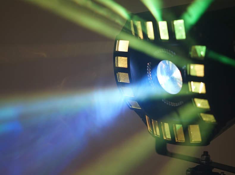 25204 Disco-Effekt-Scheinwerfer